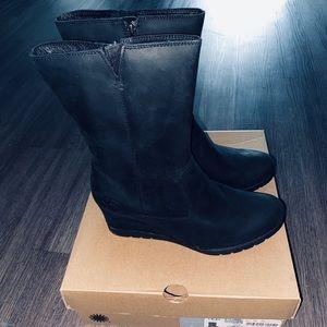 UGG wedge boots